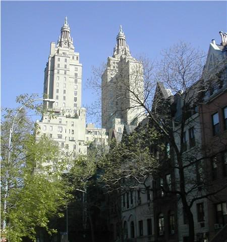 Upper West Side Apartments & Townhouses | Upper West Side ...